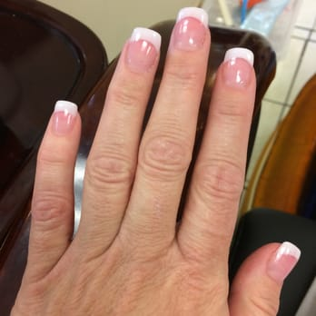 Photo Of Crystal Nails Spa Golden Co United States Beautiful Pink