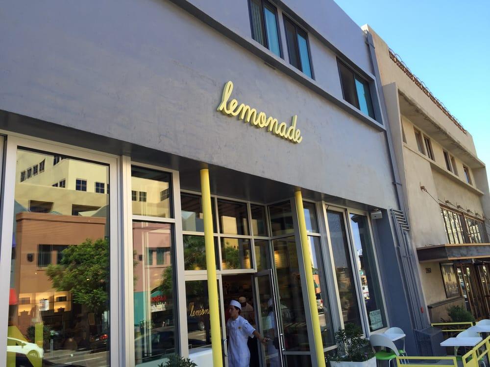 Lemonade Restaurant Hillcrest San Diego
