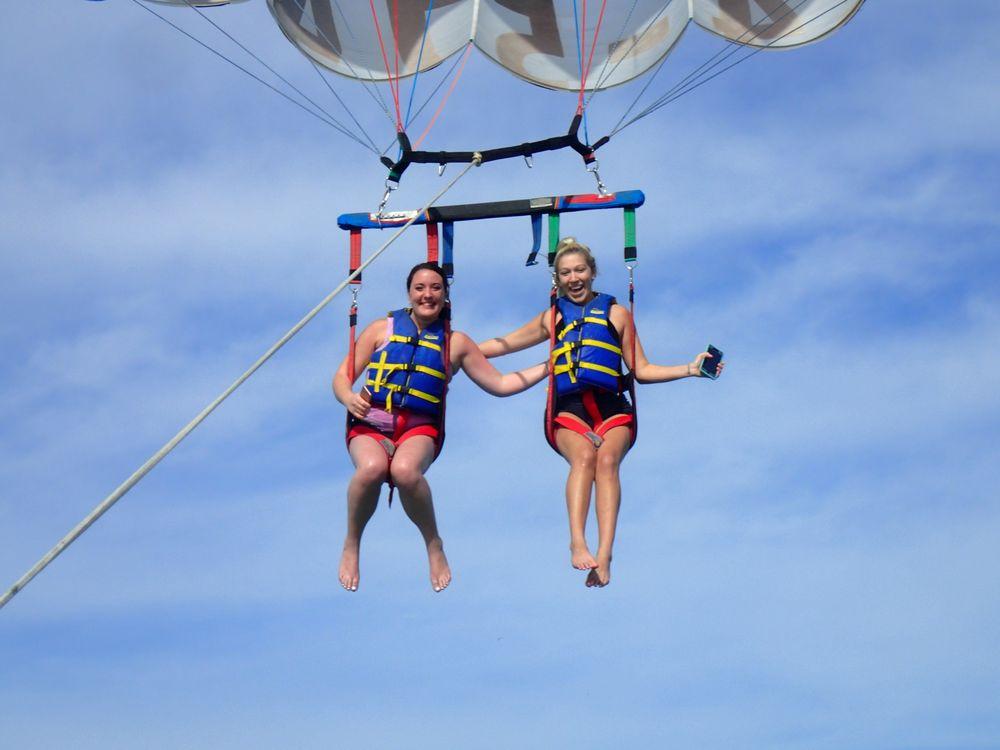 Eagle Parasail: 110 John's Pass Boardwalk W, Madeira Beach, FL