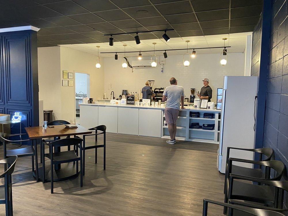 Jethro's Coffee & Public House: 21 N Grove St, Dahlonega, GA