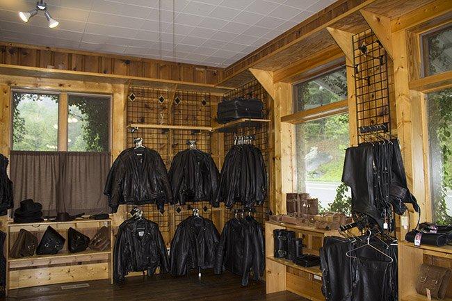Fox Creek Leather Company: 2029 Elk Creek Pkwy, Independence, VA