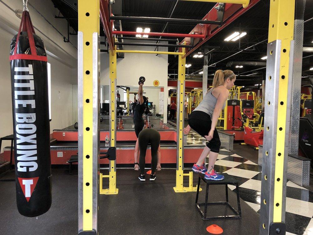 Retro Fitness - 11 Park Pl, Paramus, NJ - 2019 All You Need