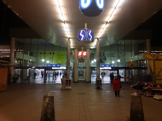 Bahnhof Floridsdorf