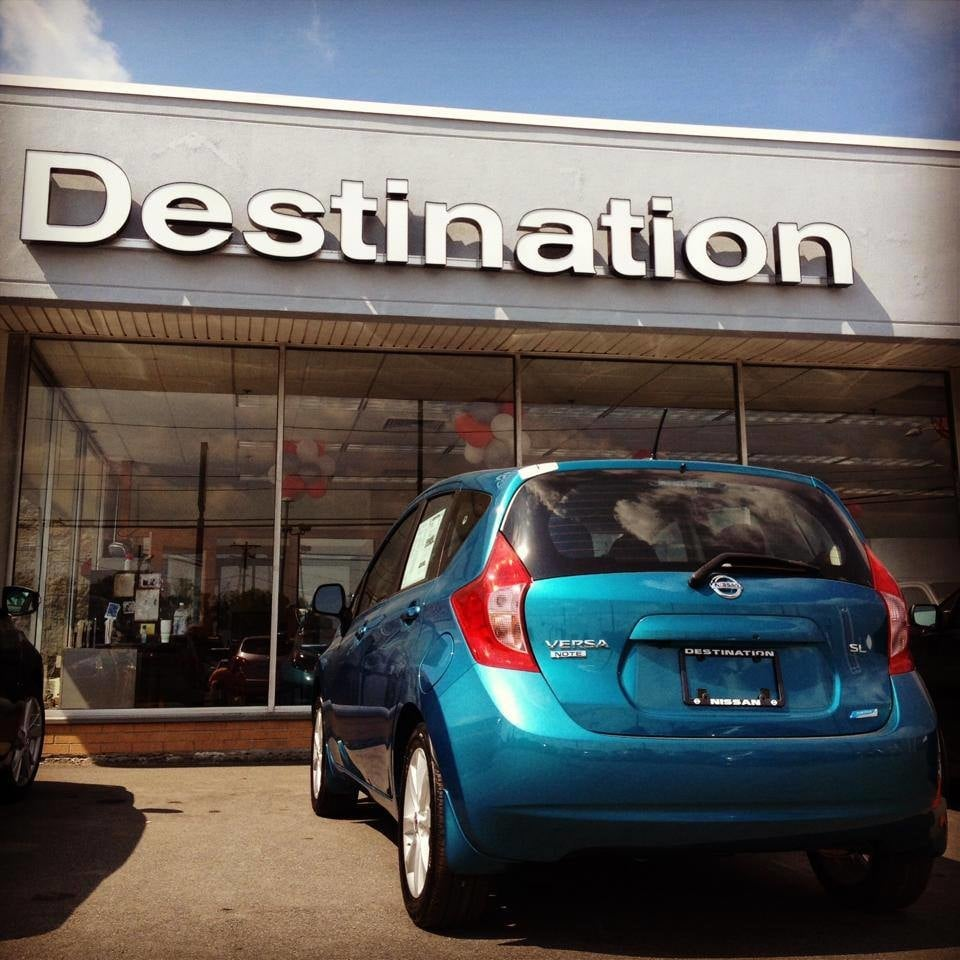 Nissan Car Dealerships Near Me: 770 Central Ave, Albany