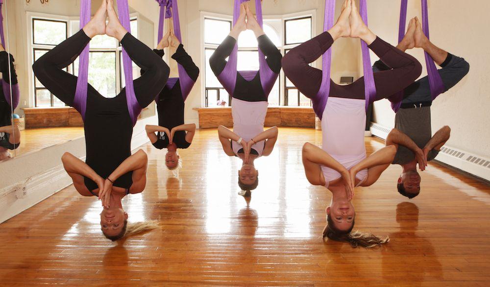 Social Spots from Lotus Moon Gallery & Yoga