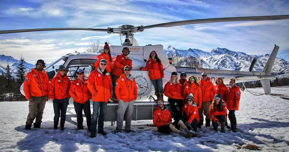 Majestic Heli Ski: 16162 W Glenn Hwy, Sutton, AK