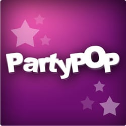 Image result for partypop logo