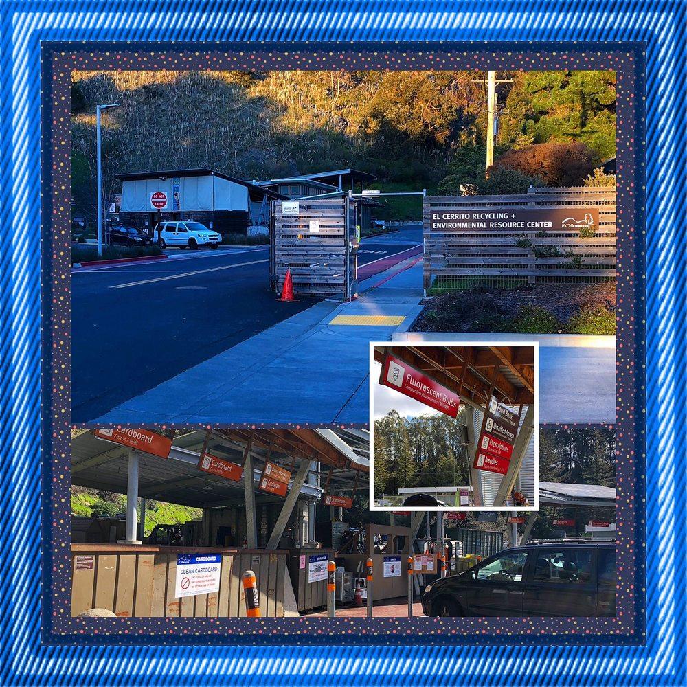 El Cerrito Recycling Center: 7501 Schmidt Ln, El Cerrito, CA