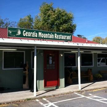 Photo Of Ga Mountain Restaurant Hiawee United States
