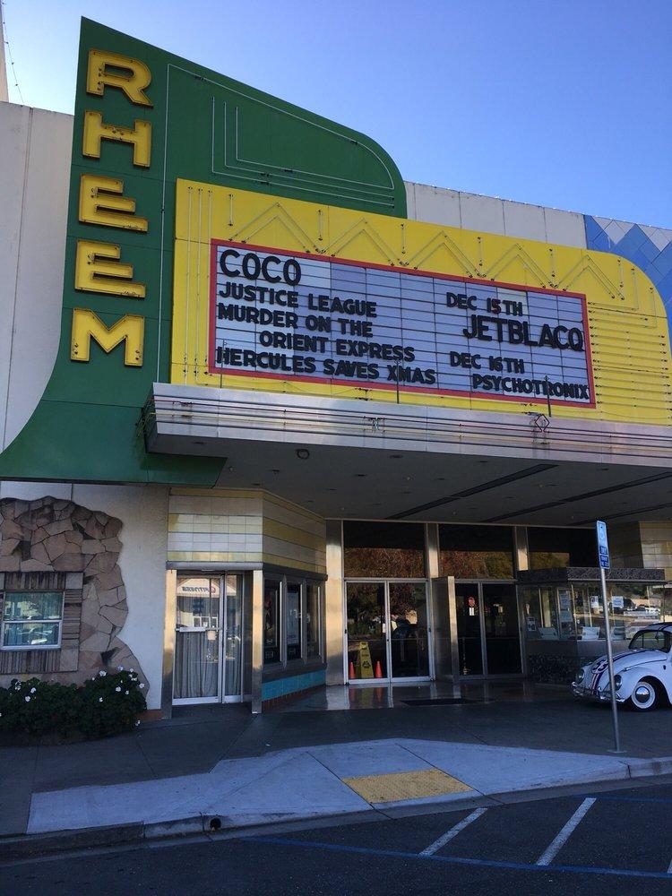 New Rheem Theatre