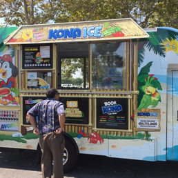 Image result for kona ice of mountain view