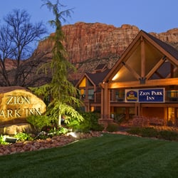 Photo Of Best Western Zion Park Inn Springdale Ut United States