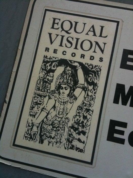 Equal Vision Records Vinyl Records 136 Fuller Rd