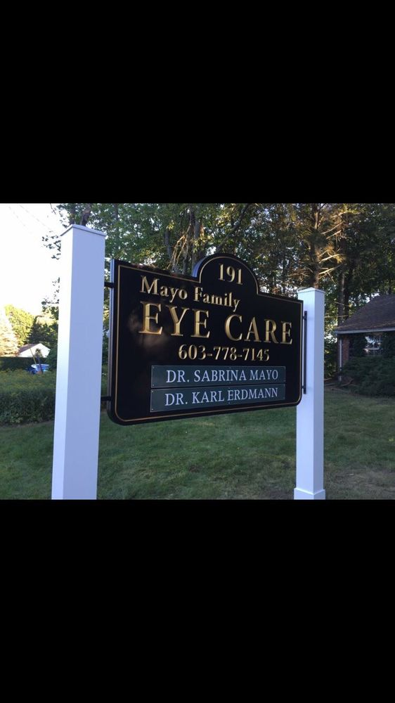 Mayo Family Eye Care: 191 High St, Exeter, NH