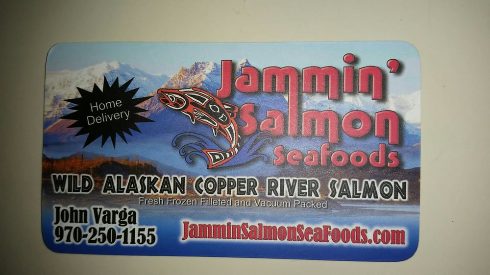 Jammin Salmon Seafoods: Grand Junction, CO