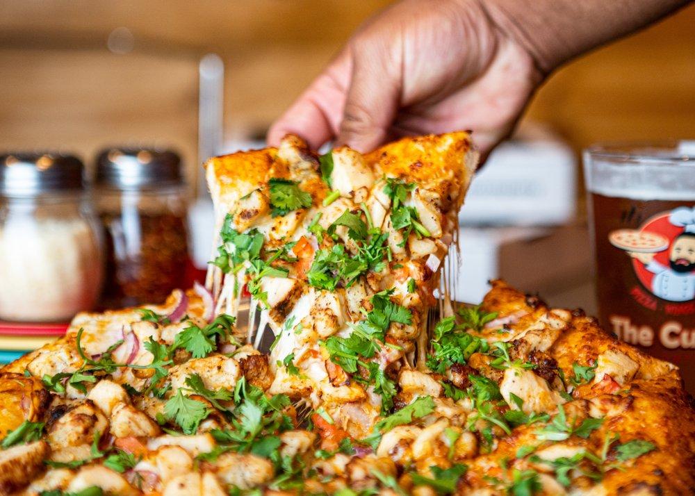 The Curry Pizza Company #7: 630 S Grand Ave, Glendora, CA