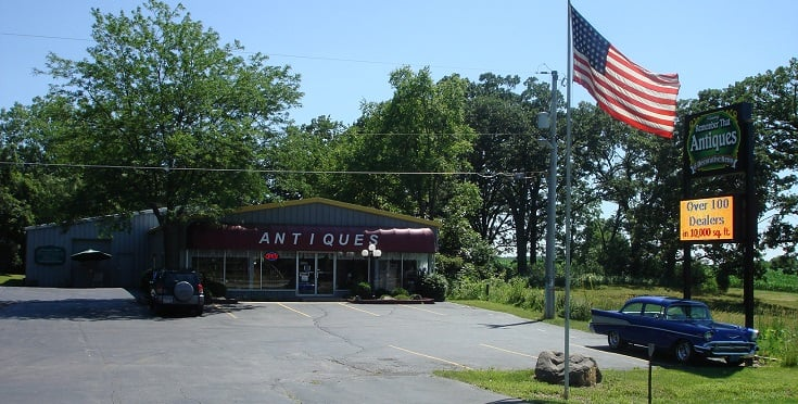 Always Remember That Antiques: 26301 75th St, Salem, WI