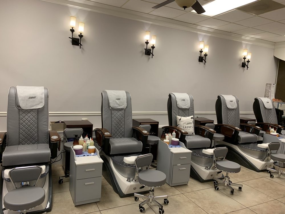 Essence Nails & Day Spa: 911 Market Place Blvd, Cumming, GA