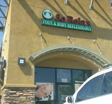 Foot And Body Reflexology Elk Grove