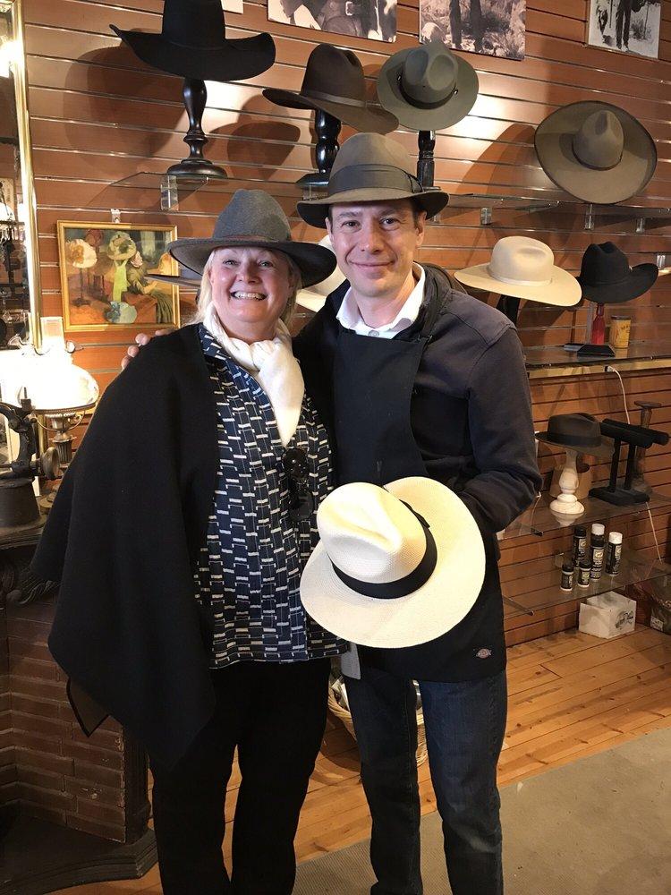 Virginia City Hat Maker - Pioneer Emporium