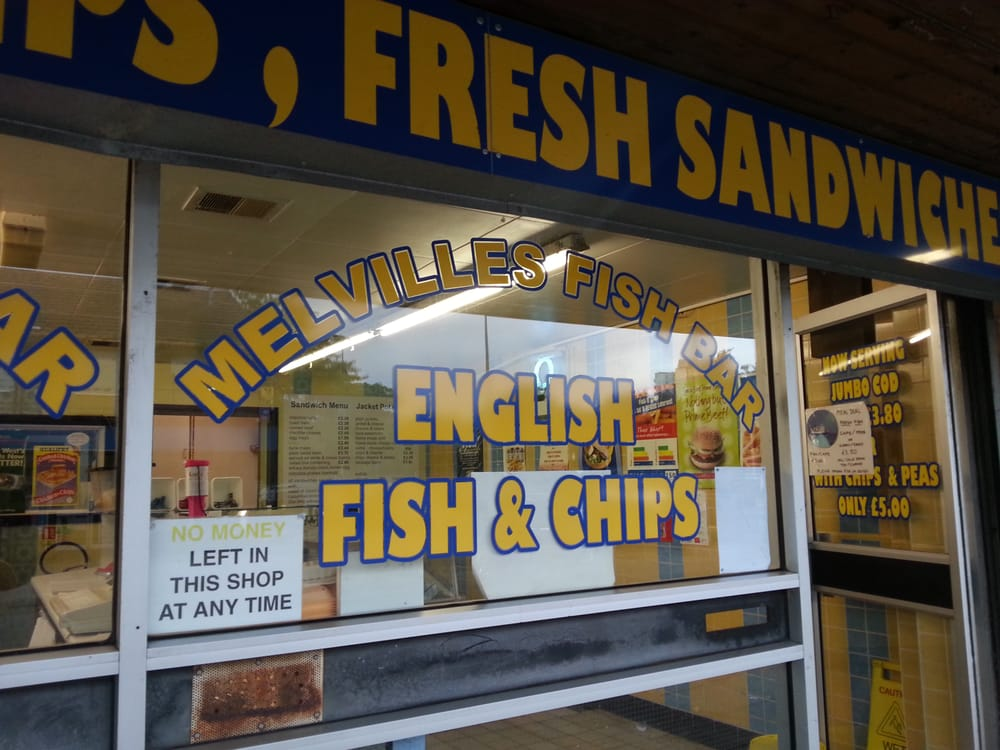 Melville's Fish & Chips
