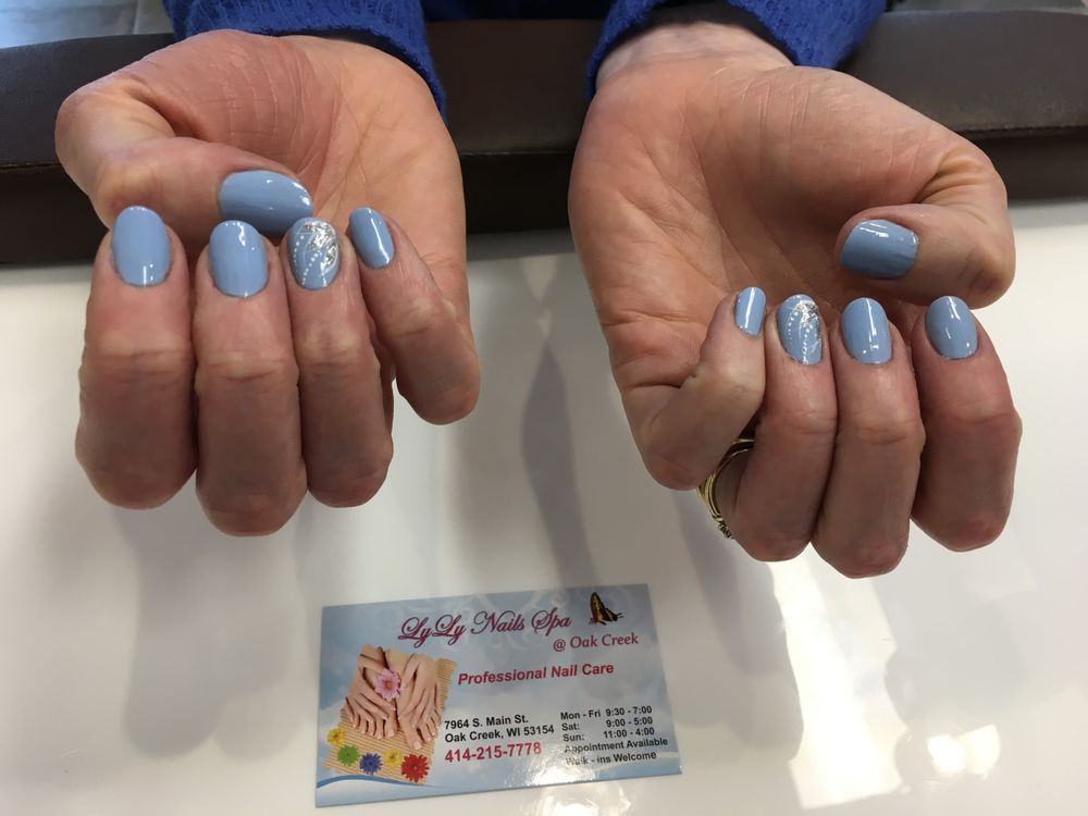 Photos for LyLy Nails & Spa - Yelp