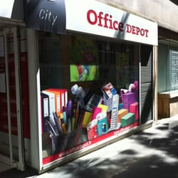 12bba6b7a534f Office Depot - Office Equipment - 24 avenue Raymond Poincaré ...