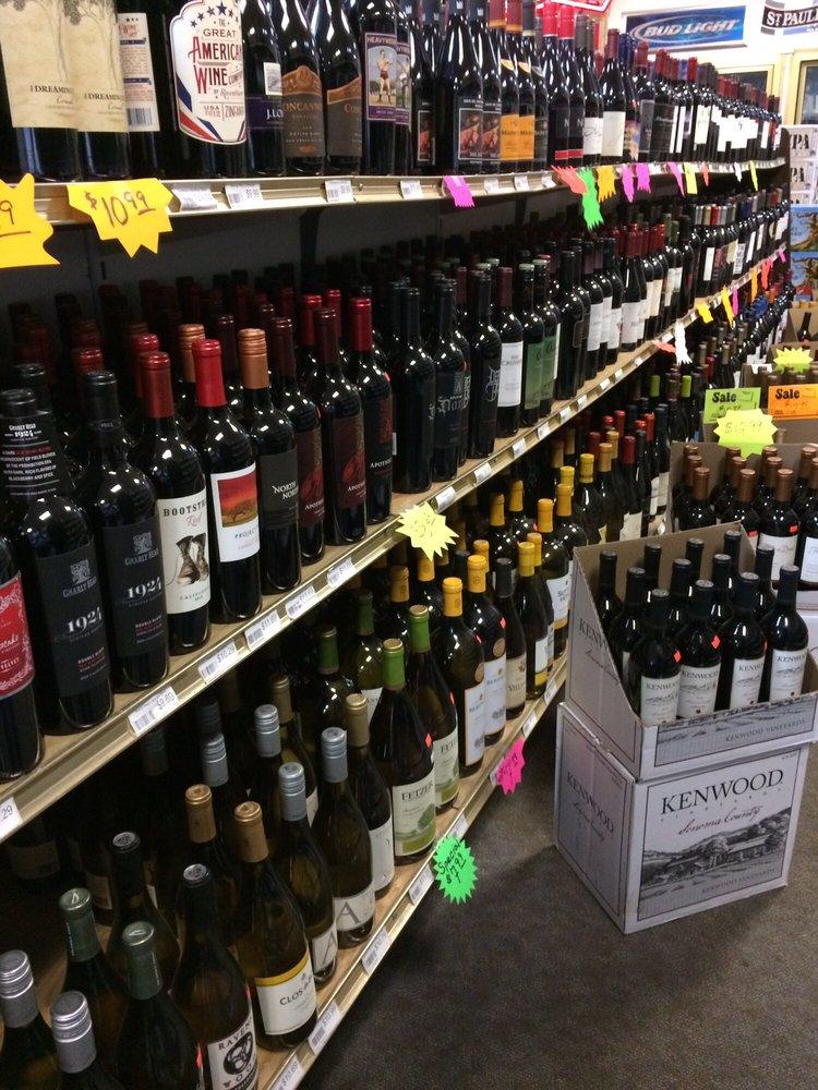 Triangle Liquors: 3210 N Calumet Ave, Valparaiso, IN