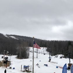 Photo Of Windham Mountain Resort Ny United States Became Cloudy