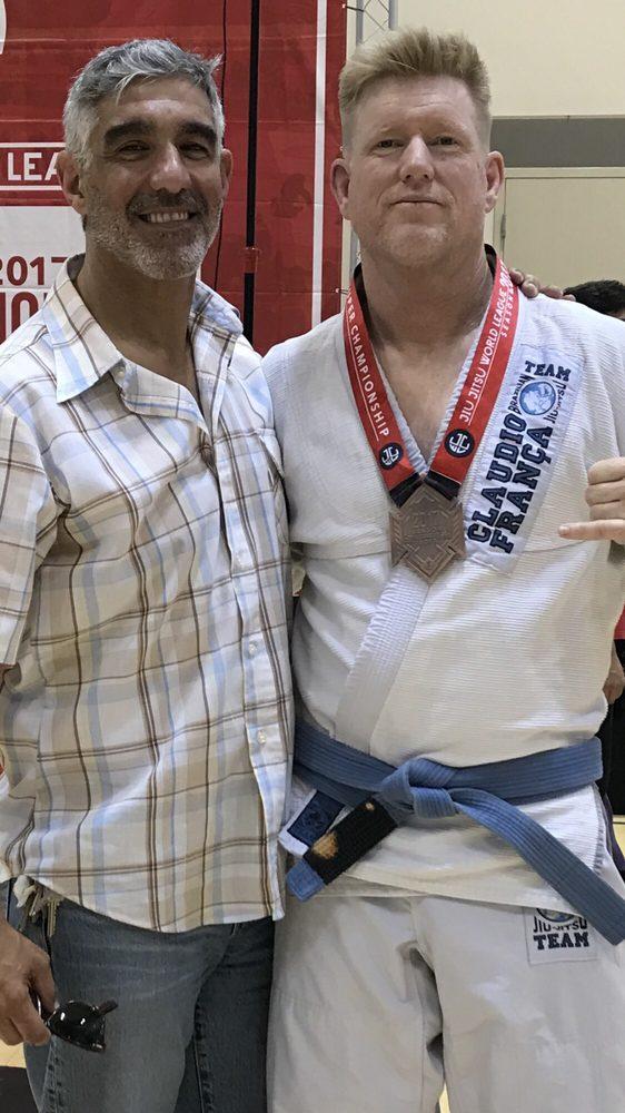 Claudio Franca - Brazilian Jiu-Jitsu: 14396 Union Ave, San Jose, CA