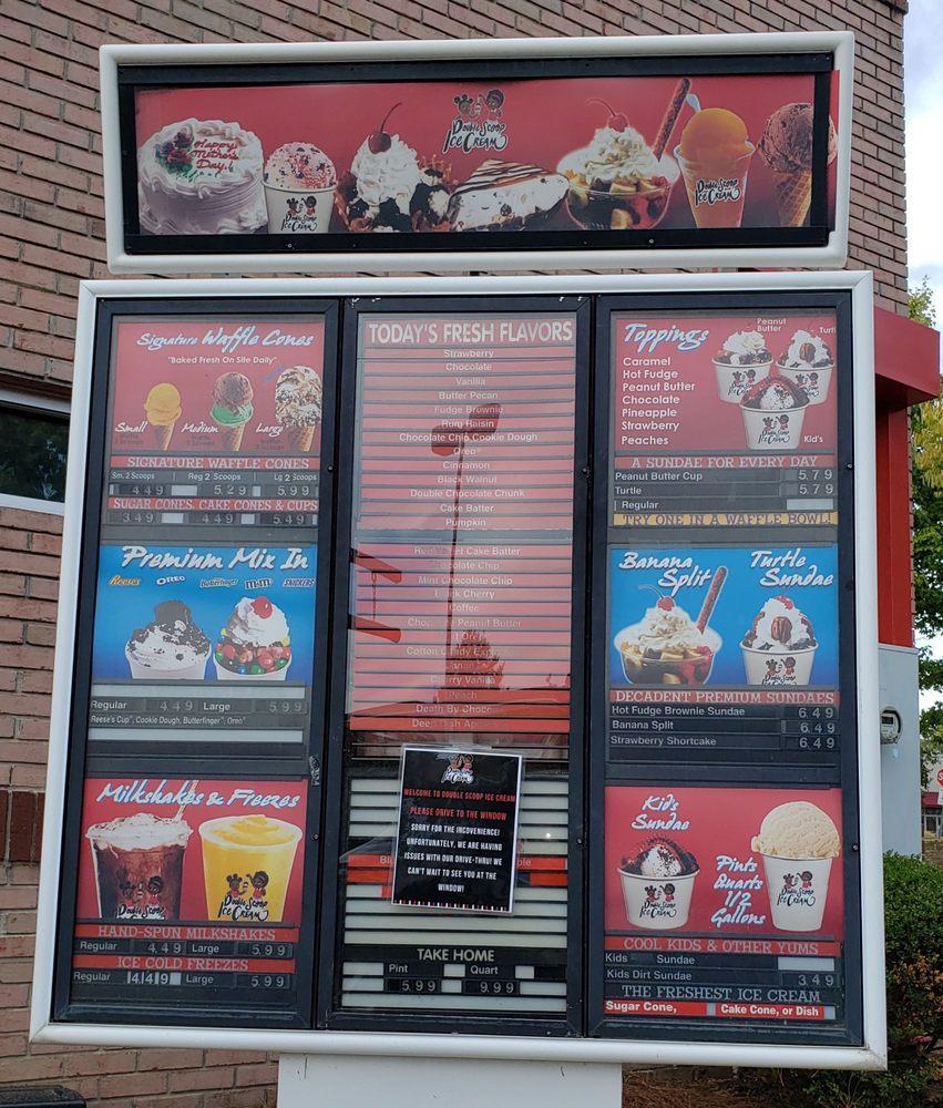 Double Scoop Ice Cream: 2970 Stonecrest Pass, Lithonia, GA