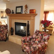 Magnificent Bickford Of Iowa City Retirement Homes 3500 Lower W Home Interior And Landscaping Transignezvosmurscom