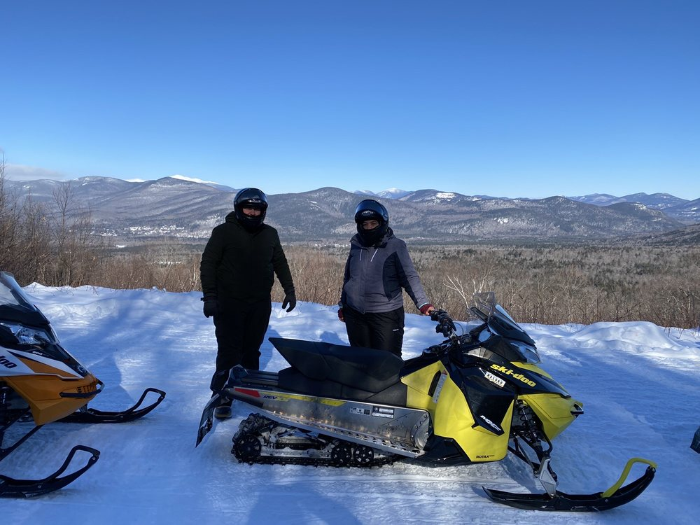 Northern Extremes Snowmobiling: 1328 US Rt 302, Bartlett, NH