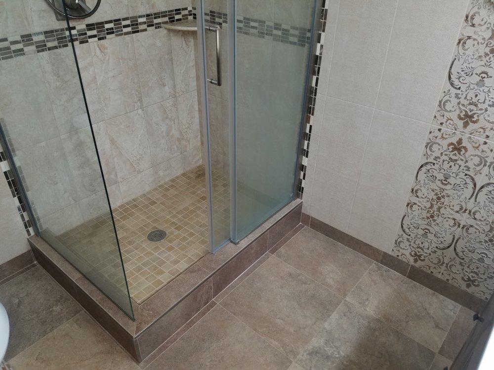 Custom Shower Yelp