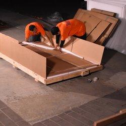 Photo Of Sunset International Shipping   Sacramento, CA, United States. We  Do Wooden