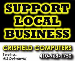 Crisfield Computers: 1 Jacksonville Rd, Crisfield, MD