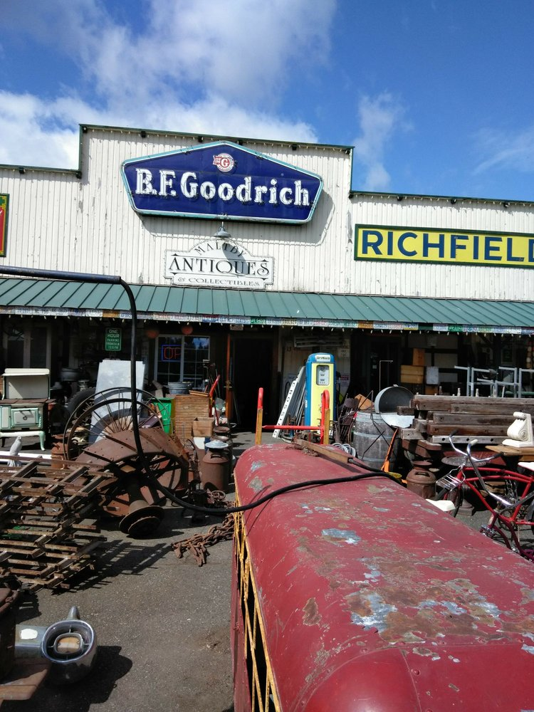 Maltby Antiques: 8731 Maltby Rd, Snohomish, WA