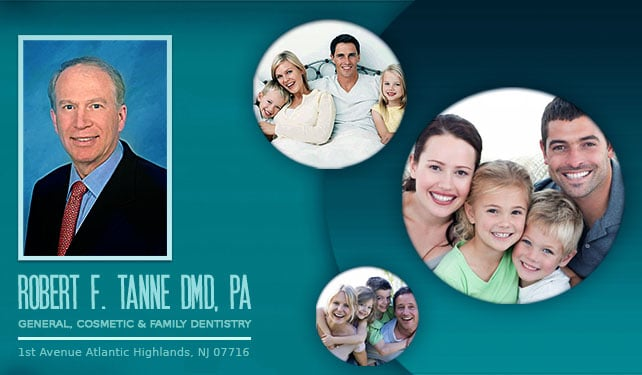 Robert F. Tanne, DMD, PA, MD: 183 1st Ave, Atlantic Highlands, NJ