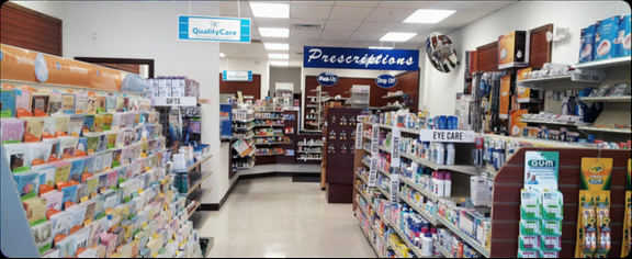 Personal Touch Pharmacy: 1580 Lakewood Rd 9, Toms River, NJ