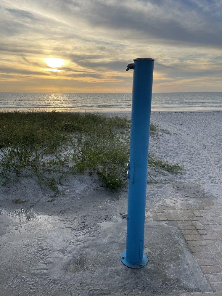Belleair Shore Beach: 600 Gulf Blvd, Belleair Beach, FL