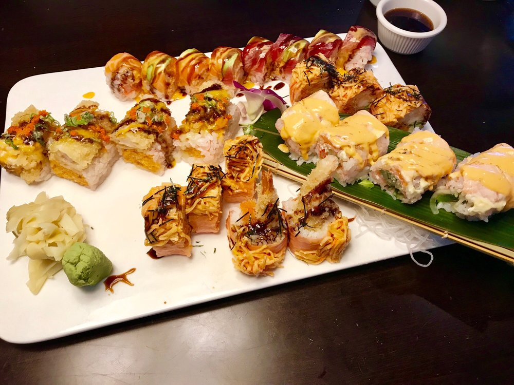 Zpan Hibachi And Sushi Bar: 5038 N US Hwy 41, Apollo Beach, FL