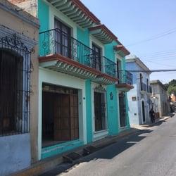 Casa Verde Gartenmobel Tinoco Y Palacios 517 Oaxaca Mexiko