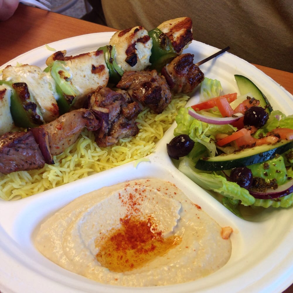 Mediterranean Greek Food Near Me