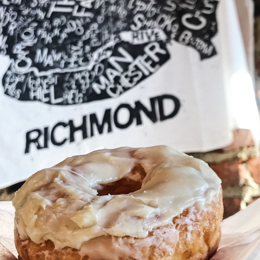 Sugar Shack Donuts & Coffee: 1001 N Lombardy St, Richmond, VA