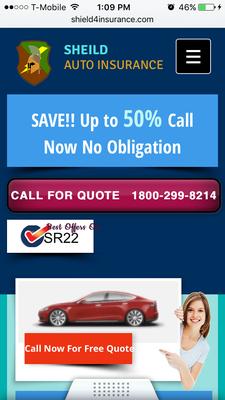 Shield Auto Insurance Get Quote Auto Insurance 3400 Inland