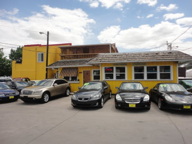 Mister auto dealerships 5550 w colfax ave lakewood for Happy motors lakewood colorado