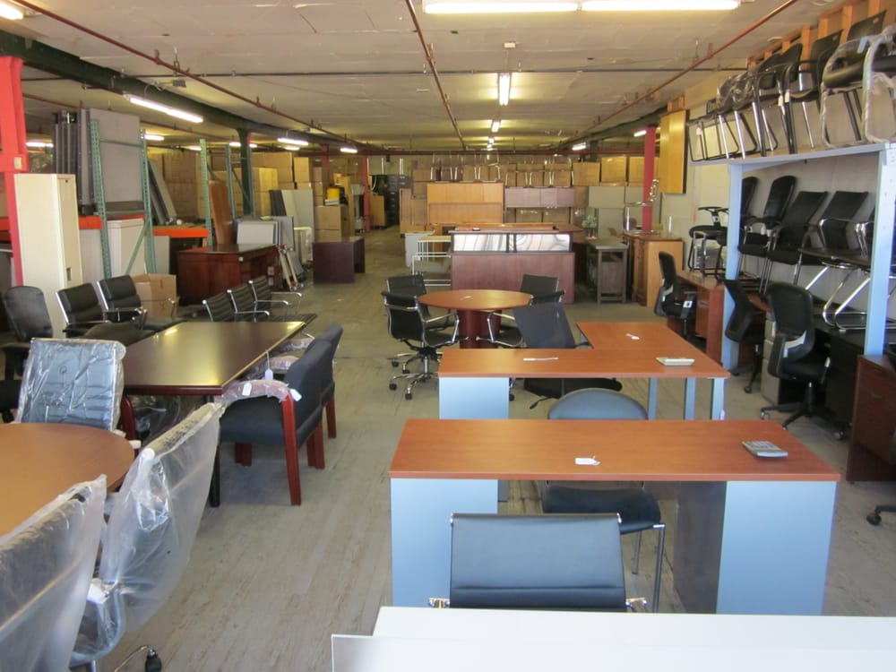 Discount office furniture office equipment 664 bergen for Discount office furniture