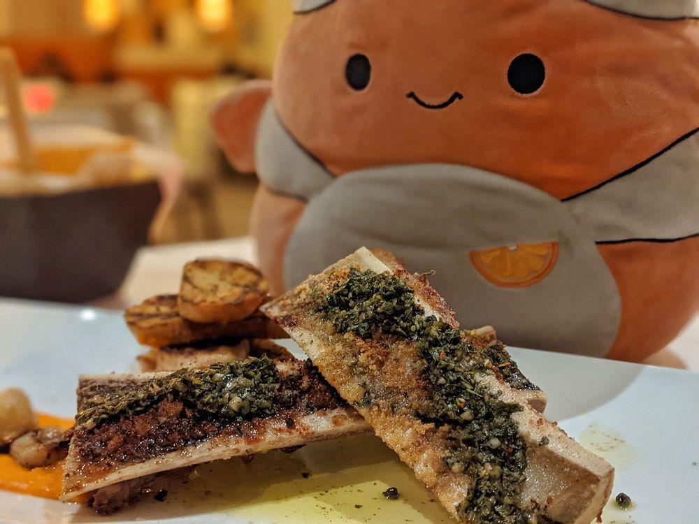 Social Spots from John Howie Steak Restaurant