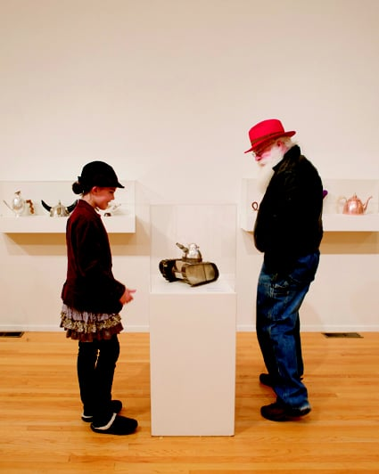 Oregon College of Art and Craft | 8245 SW Barnes Rd, Portland, OR, 97225 | +1 (503) 297-5544
