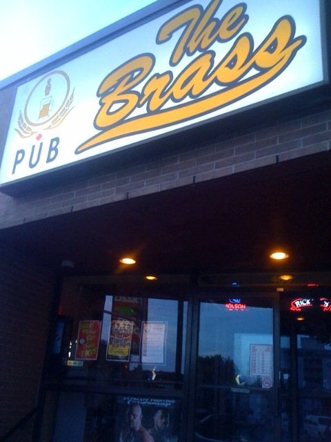 The Brass Pub